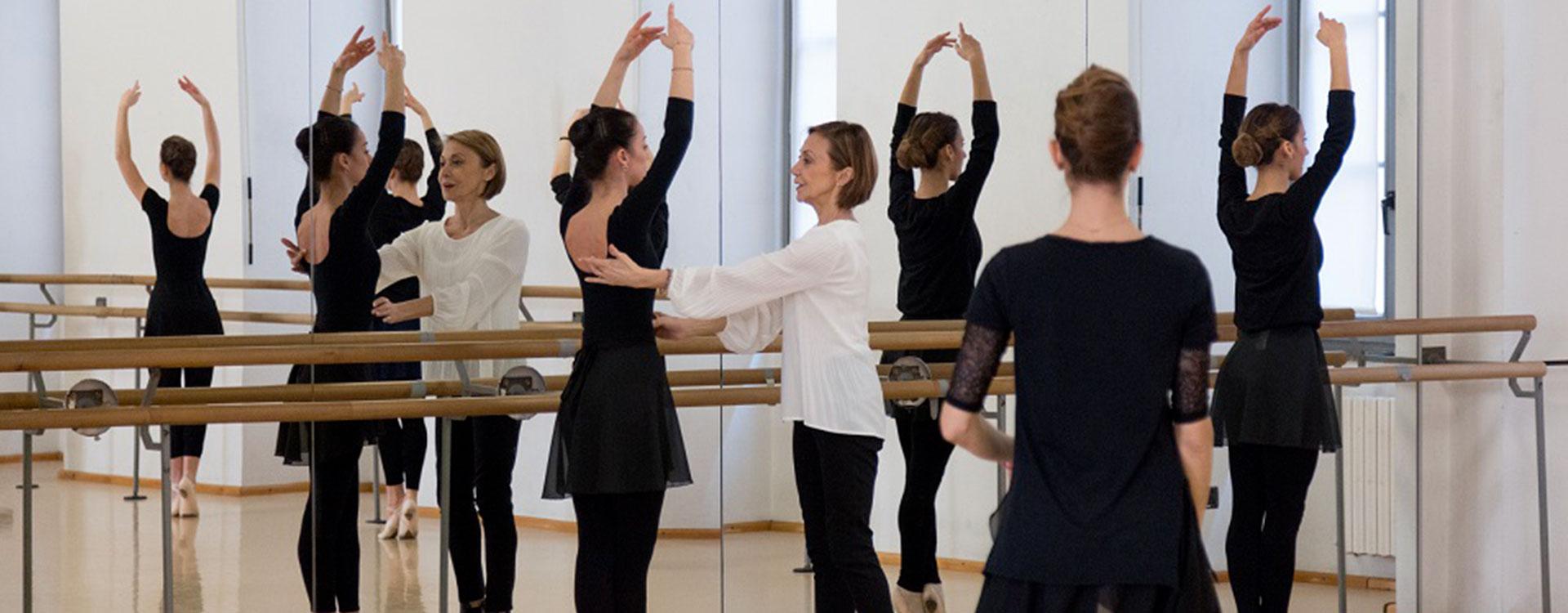 Corso insegnanti di danza - Biennio 2017/19