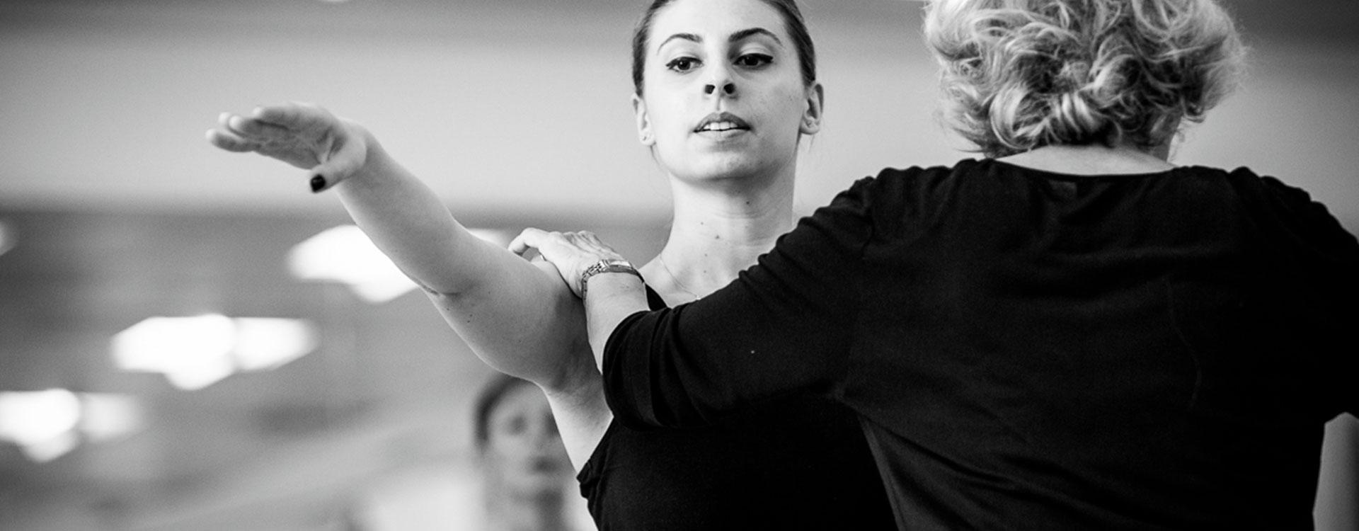 Corso insegnanti di danza - Terzo anno 2017/18